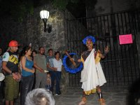 Guide of legends in Tepoztlan
