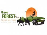 Green Forest Tours Cabalgatas