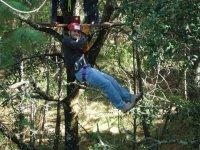 zipline adrenaline