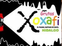 Grutas Xoxafi Espeleología