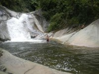 Cascada de Muxbal