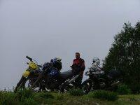 Con las motos