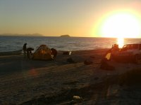 Camping in Sonora