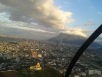 Romantic helicopter rides