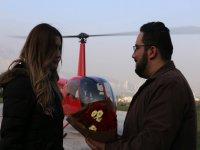 Momentos en helicóptero