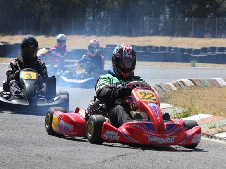 Competiciones Go Karts