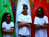 Equipo de Kayak Huasteca