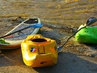 Kayak y paddling kayak