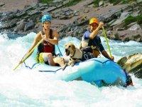 rafting con compania