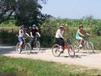 Ruta de ciclismo de montaña