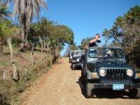 Recorridos en jeep