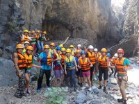 canyoning for school
