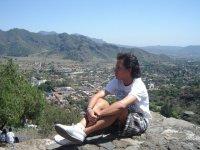 Practica senderismo en Malinalco
