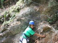 Escalada en Malinalco