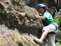 Aprende escalada y rappel