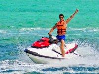 Jet skis and fun