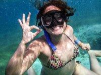 Diversion underwater