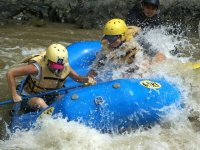 Fun and rafting