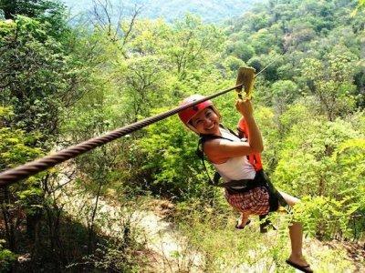 Huatulco Expediciones Canopy
