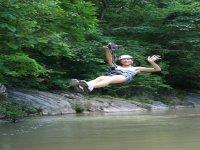 Volar sobre el rio