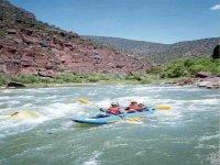 Descending rivers