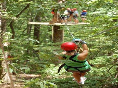 Wild Treks Adventures Canopy