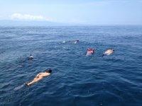 Snorkel en las islas