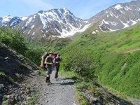 Walk through Alaska