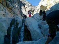 Climbing a little
