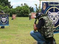 Disparandose en Morelos