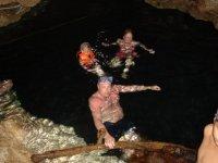 Cenotes con snorkel