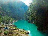 Spectacular Tampaón River