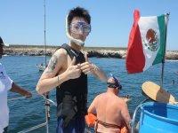 Snorkel en Bahia de Banderas