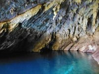 Cueva del Agua in the Huasteca Potosina