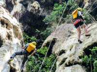 Rappel with Sharet