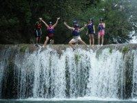 Waterfall in Micos