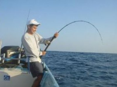 Monster Yellow Fin Pesca