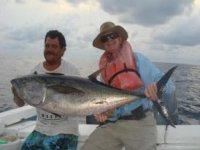 Pesca punta mita