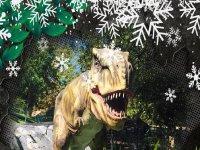 Paseo con dinosaurios