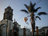 Volar en globo