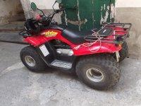 Standing ATV
