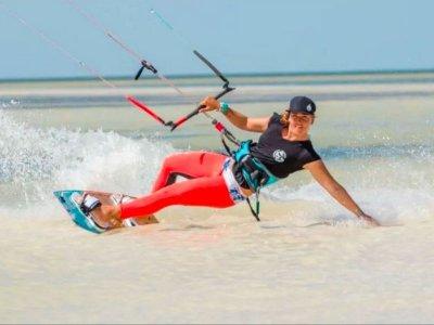 México Kan Tours Kitesurf