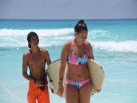 terminando el surf