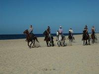 Viaje en caballo