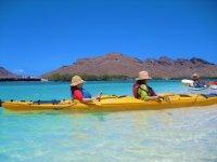 Expedicion en kayak