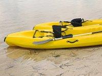 Equipo kayak
