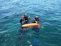 A punto de iniciar el Snorkel
