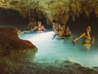 Discovering a wonderful cenote