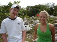 Caminata en el Caribe
