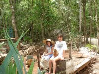 caminatas en la selva
